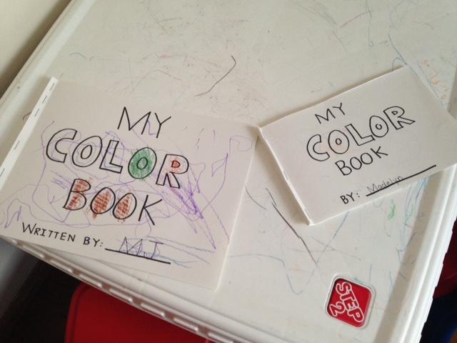 learning colors | teachermom234